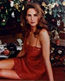 Jill Goodacre Christmas 8x10 photo G6807
