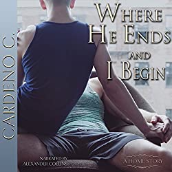Where He Ends & I Begin