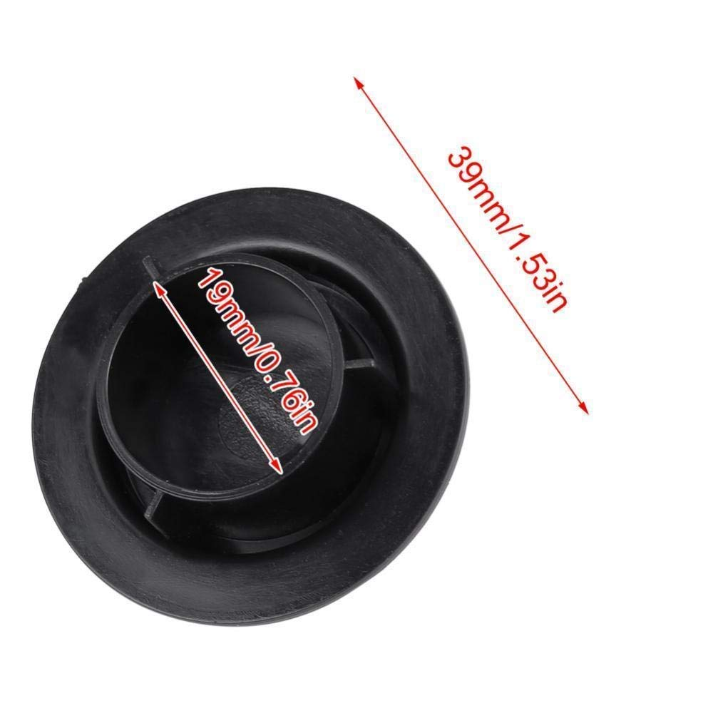 Gas Can Replacement Stopper Cap /& Spout Cap for Rubbermaid Essence,Blitz,Midwest,Scepter,Moeller,Eagle,Gott,Igloo,StanCan,Kolpin,RotopaX Can