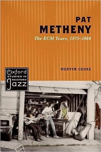 |FREE| Pat Metheny: The ECM Years, 1975-1984 (Oxford Studies In Recorded Jazz). Bohuslan DONALD oferta Centro scholars website falta coating