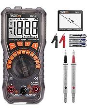 TACKLIFE Multimeter, DM10 Digital Electrical Tester