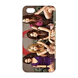 3D Pretty Little Ladies For HTC One M8 Phone Case Cover