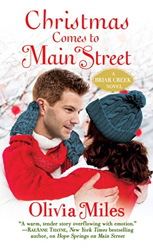 Christmas Comes to Main Street (The Briar Creek Series Book 5) by [Miles, Olivia]