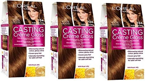 L Oréal Casting Crème Gloss – 734 ámbar marrón (prev. 734 ...