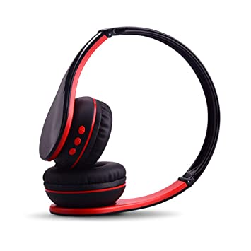 Gaming Auricular Inalámbrico, Bluetooth Overhead Auricular Ruido Perimetral Cancelación para PC/Nintendo Switch/PS4/Xbox Uno/iPhone/Android Teléfono Cómodo ...