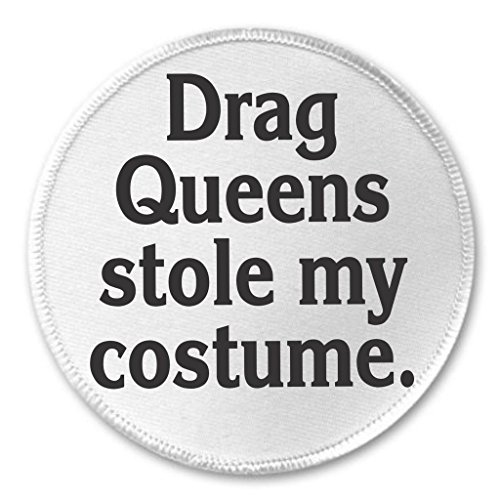 Queen Halloween Drag Costume Costumes Funny (Drag Queens stole my costume. 3