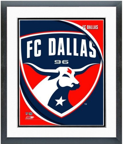 (FC Dallas MLS Team Logo Photo (Size: 12.5