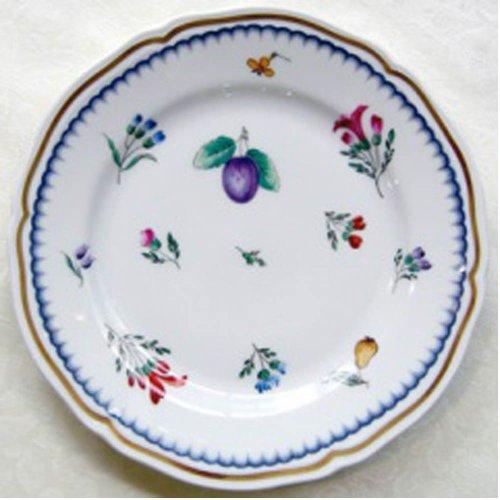 Ginori Italian - Richard Ginori (Richard Ginori) Italian fruit / 1531-0210 plate 17cm