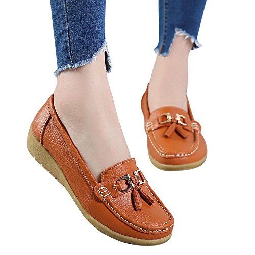 Chaussure Orange Compensée Mou Cher Fond De Femme Marche Chaussures Magiyard Pas Bottines Pois wn8qRH7xnX