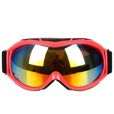 Yangjing-hl Gafas de Sol Gafas de esquí Gafas de Nieve Anti ...