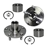 Automotive : Detroit Axle - Front Wheel Bearing & Hub Assembly Left & Right Side for 92-03 Lexus ES300 - [92-03 Camry V6] - 95-04 Avalon - [98-03 Sienna] - 99-03 RX300 FWD - [99-03 Solara V6 Only]
