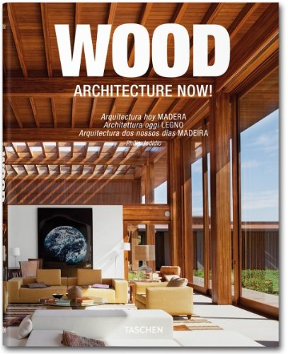 Descargar Libro Architecture Now! Wood. Ediz. Italiana, Spagnola E Portoghese Philip Jodidio