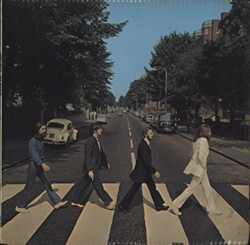 Original album cover of Abbey Road [Vinyl LP] by The Beatles