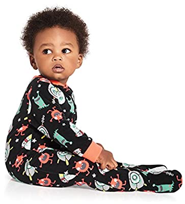 Simple Joys by Carter's Baby-Boys 3-Pack Flame Resistant Fleece Footed Pajamas by Simple Joys by Carter's that we recomend individually.