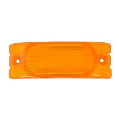 Grand General 80193 Marker Light (Amber Plastic Lens for Large Oblong): Automotive