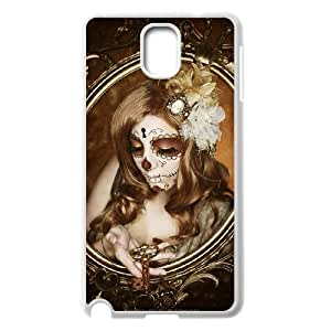 JCCFAN Day of the dead 1 Phone Case For Samsung Galaxy note 3 N9000 [Pattern-5]