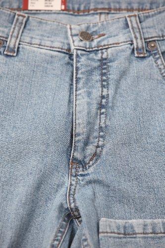 PIONEER 1144-9638-07 RON lightstone Stretch-Jeans: Weite: W33   Länge: L30