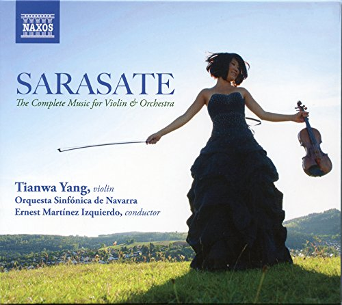 - Sarasate: The Complete Music for Violin & Orchestra