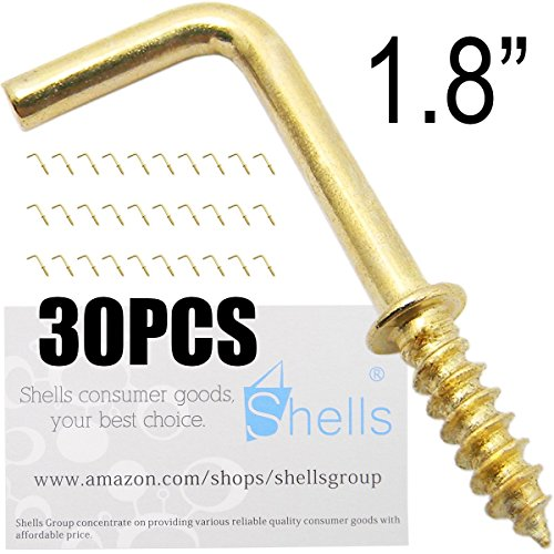 Shells Copper Plated Right angle Self tapping product image
