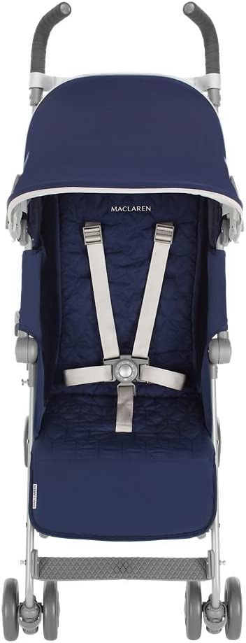 Maclaren Quest - Silla de paseo, Azul Medieval/Plata: Amazon.es ...