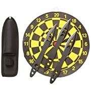Rampant SKTHRDTSM 4 Piece Knife Throwing Set