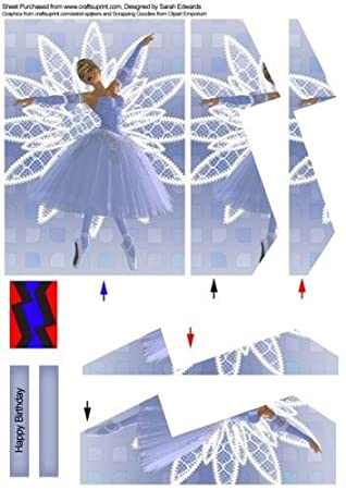 Ballerina Zigzag Stacker von Sarah Edwards: Amazon.de: Küche & Haushalt