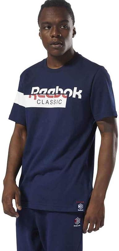 Reebok Hombres Camisetas AC F Disruptive: Amazon.es: Ropa y accesorios
