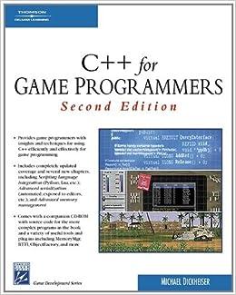 C++ for Game Programmers (Game Development Series): Amazon.es: Mike Dickheiser: Libros en idiomas extranjeros
