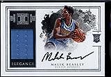 #6: Malik Beasley 2016-17 Panini Impeccable Silver #150 Elegance Rookie Jersey Autographs Mint Jersey Auto /49 Basketball Nuggets NBA