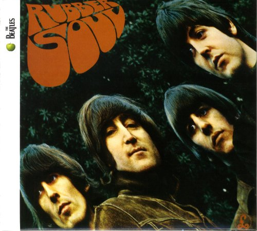 The Beatles: Rubber Soul (Remastered) (Audio CD)