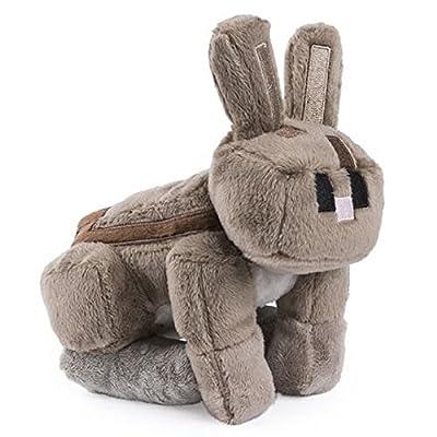 "Minecraft Plush Baby Rabbit 7"" animal toy Mojang from Minecraft"