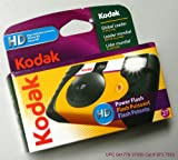 Kodak 35mm Single Use Camera w/ Flash (Packaging May Vary)