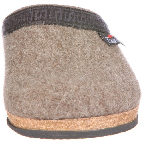 slippers Brown 8811 Unlined Unisex Brown Adults Stegmann 17801 q6BwF
