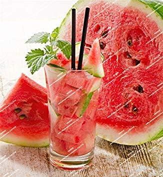 Vistaric Giallo Rosso Jingxin n /Â/° 1 Semi di anguria 10 g//pacco molto dolce 12/% semi di melone raro allo stato puro E3004 confezione originale