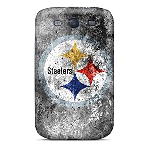 Galaxy S3 ChY6730TCRr Customized Stylish Pittsburgh Steelers Image Great Hard Phone Cover -ZachDiebel