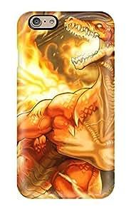 DhA-363hZJwBSHg HollyGasser Rampaging Dragon Durable Iphone 6 Tpu Flexible Soft Case