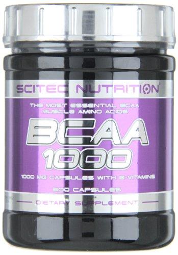 Scitec Nutrition BCAA 1000-300 caps