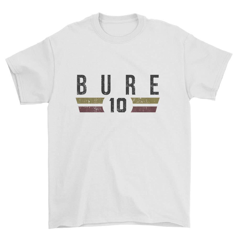 Pavel Bure Baseball T Vintage Vancouver Hockey Raglan Shirt Pavel Bure Sticks 4849
