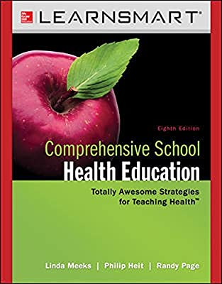 LearnSmart for Comprehensive School Health Education