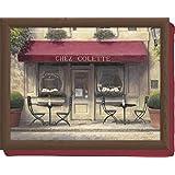 Creative Tops Chez Colette Beanbag Cushion Lap Tray, Multi-Colour
