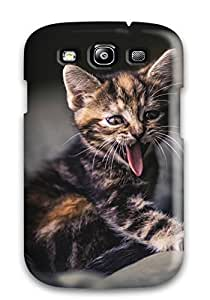 New Fashion Case Cover For Galaxy S3 Cat