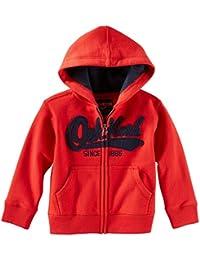 OshKosh B'gosh Baby Boys' Logo Fleece Hoodie (Baby)