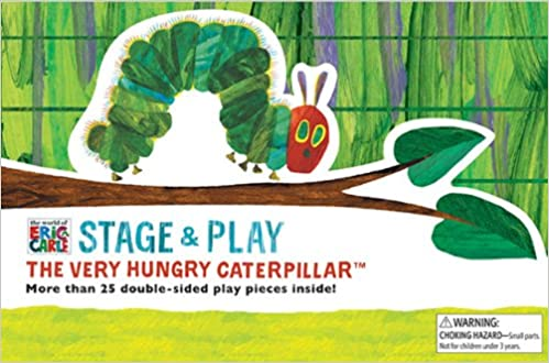 Download The World of Eric Carle(TM) The Very Hungry Caterpillar(TM) Stage & Play PDF, azw (Kindle), ePub, doc, mobi