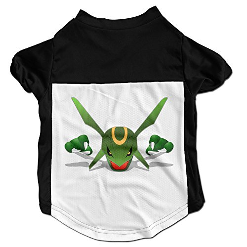 Rayquaza Prevailing Puppy Dog Clothes Sweaters Shirt Hoodie Coats (Pokemon Omega Ruby 2ds compare prices)