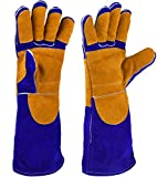 NKTM Leather Welding Gloves EX
