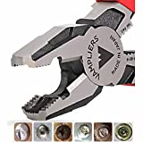 VamPLIERS! Best Made Pliers! 2-PC Set S2D Specialty Pliers.Extract Stripped Stuck Security/Corroded/Rusted Screws.Best Gift Set.Scroll down for Black Friday