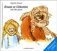 Ernest et Célestine ont des poux par Gabrielle Vincent