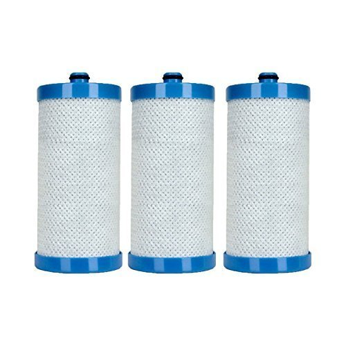 Frigidaire PureSource Compatible Water Filter WF1CB RG-100 46-9906 9910, 3 Pack, Model: , Hardware - 46 100