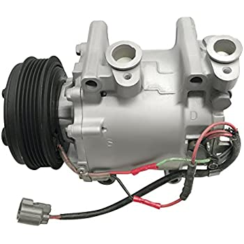 RYC Remanufactured AC Compressor and A/C Clutch IG559