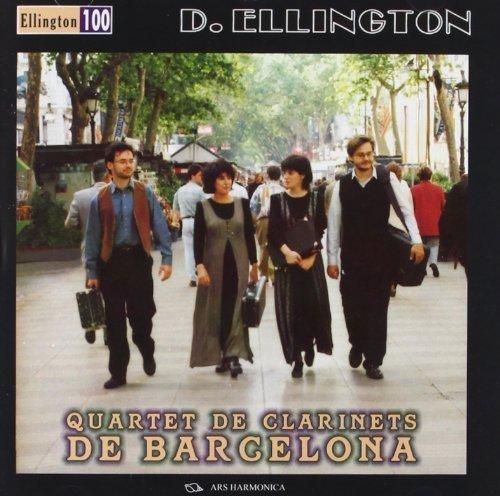 Satin Doll/caravan/+ by Quartet De Clarinets Barcelona (2000-03-01)